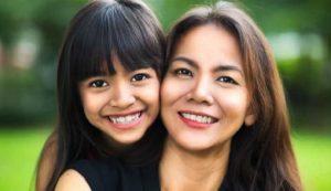 Ibu, Bantu Anak Perempuan Anda Berasa Cantik