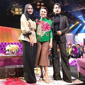 Jihan Muse Bersama Zara Zya Dan Amy Mastura Untuk Jihan Show