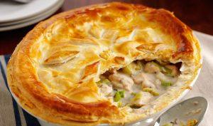 Cara Memasak Pai Ayam Menggunakan Slow Cooker