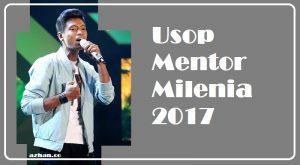 Biodata Usop Mentor Milenia 2017