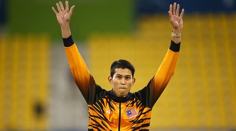 Abdul Latif Romly Atlet Paralimpik Malaysia