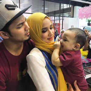 Anak Selebriti Popular Yusuf Iskandar