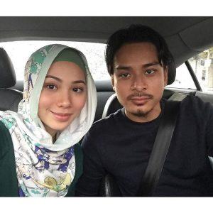 Elvina Mohamad Bersama Gambit Saifullah