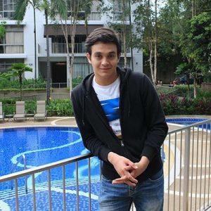 Erwin Dawson Yang Handsome
