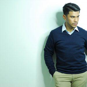 Fesyen Lelaki Azrel Ismail
