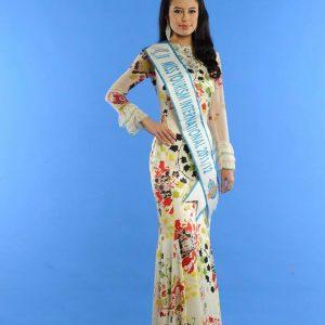 Gabriella Robinson Bekas Ratu Cantik Miss Tourism Malaysia
