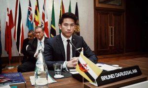 Biodata Pengiran Muda Abdul Mateen, Putera Kacak Brunei