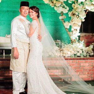 Gambar Kahwin Nedim Nazri Dan Nora Nanish
