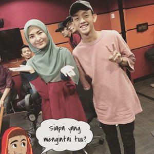 Ismail Izzani Dan Wany Hasrita