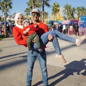 Keluarga Bahagia Yusuf Iskandar