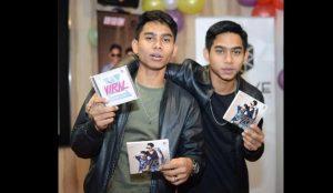 Biodata Kumpulan Viral (Amzar & Amsyar), Duo Kembar Popular