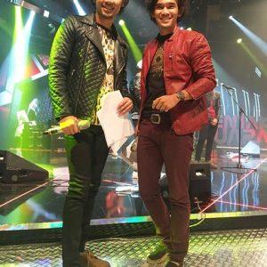 Nadzmi Adhwa Dan Host Rentak Juara 2017