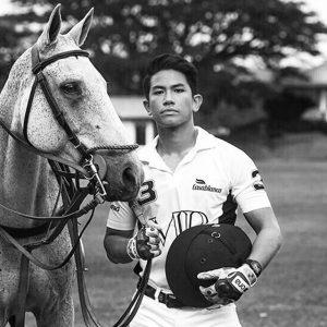 Pengiran Muda Abdul Mateen Dan Sukan Polo Berkuda