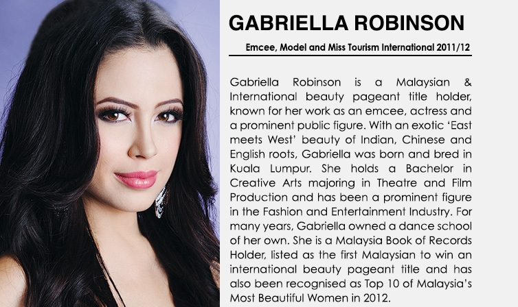Profiel Gabriella Robinson