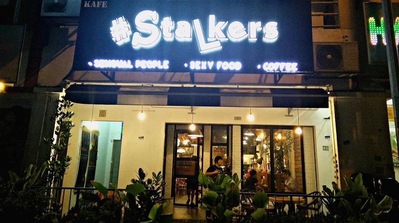 Stalkers Cafe (Kota Damansara) Oleh Fattah Amin