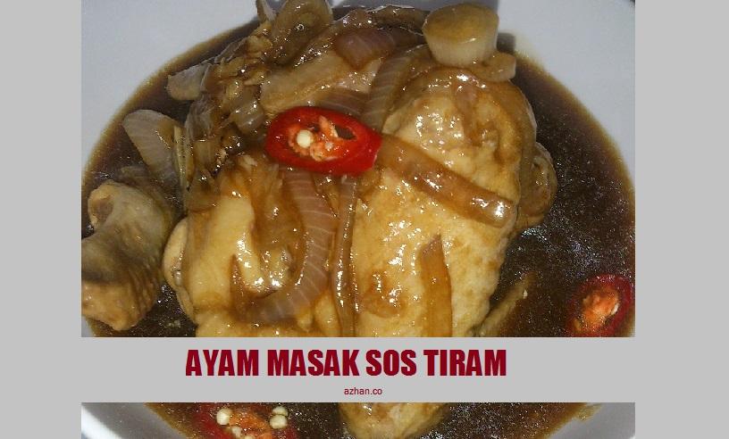 Ayam Masak Sos Tiram
