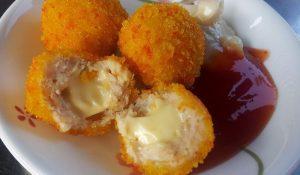 Resepi Cheese Ball Untuk Anak-Anak Di Rumah