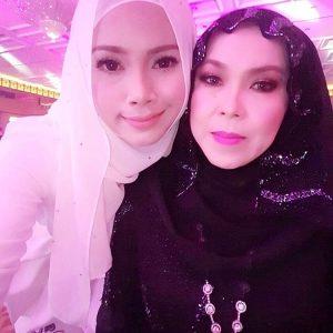 Datin Maziah Mohamed (Pengasas Almas Beauty) Dan Datin Furyna (Pengasas Aurawhite)