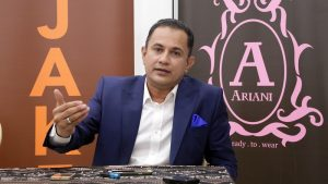 Biodata Datuk Faroz, Pemilik Gedung Tekstil Terkemuka Jakel