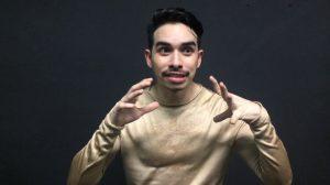 Biodata Fahad Iman, Pelakon Baru Drama Ku Kirim Cinta