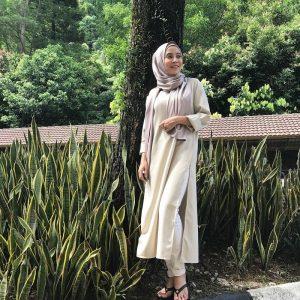 Fesyen Muslimah Farah Nabilah