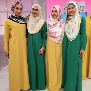 Gadis Muslimah Comel Belaka Syakirin Husnal Go Shop, Memey Suhaiza