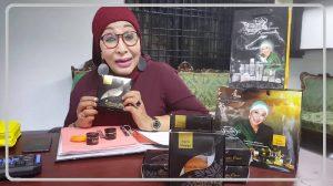 Biodata Datuk Zainuri Mohd Zain, Pengasas Nuriz Kosmetik