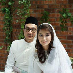 Gambar Perkahwinan Dahlia Shazwan Dan Shafiq Ismet