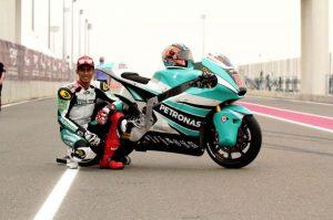Biodata Hafizh Syahrin, Jaguh Moto2 Negara