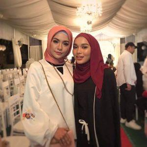 Isteri Syafiq Nazri Dan Syafiqah Aina