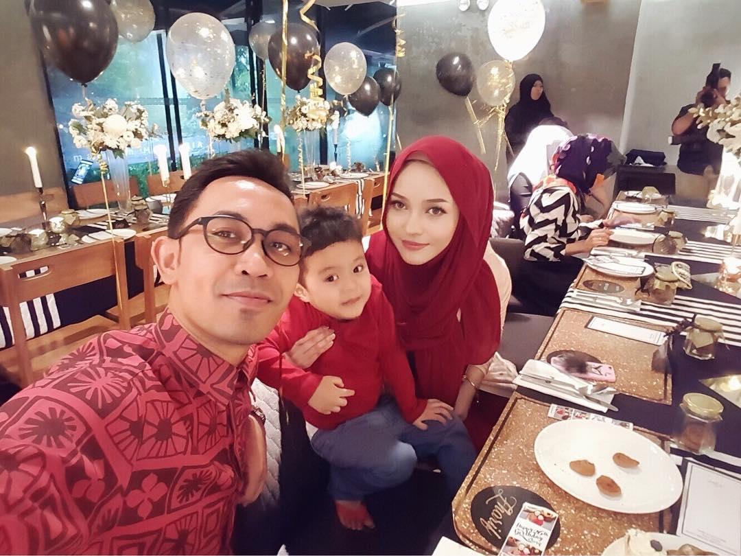 Menyedihkan, Rupanya Joyrevfa Dah 'Block' Hafiz Hamidun Dari Mengikuti Instagramnya