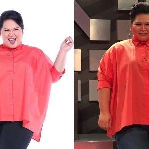 Koleksi Baju Plus Size Sherry Alhadad