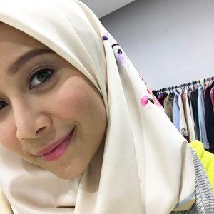 Selfie Fawa Nabila