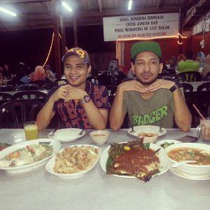 Shahir Dan Zizan Razak Di Terengganu