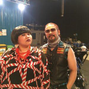 Sherry Alhadad Dan Awie Dalam Rockanova
