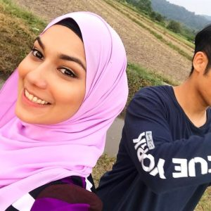 Gambar Selfie Elisya Sandha Dan Zoey Rahman