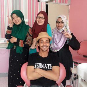 Ungku Hariz Dan Telatah 3 Gadis