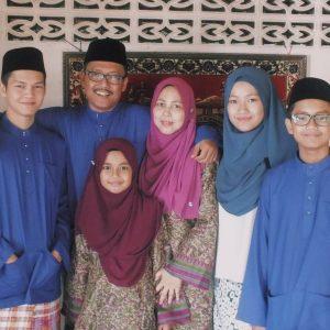 Gambar Keluarga Amir AF