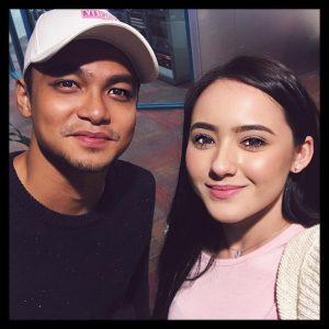 Pasangan Hannah Delisha Dan Syafiq Kyle