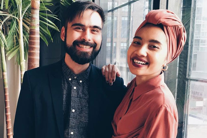 Pasangan Kekasih Adam Sinclair Dan Yuna