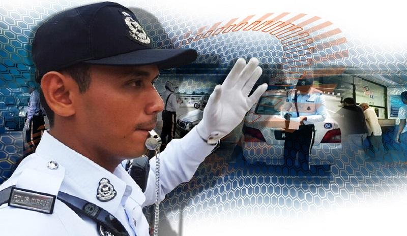 Saman Polis