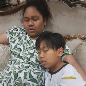 Cik B Sedang Tidur