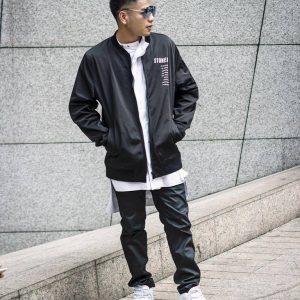Fesyen Kasual Jalanan Raja Syahiran
