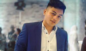 "Biodata Raja Syahiran, Penyanyi Lagu ""If I Could Go Back"""