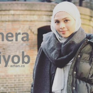 Imej Cantik Shera Aiyob Bertudung