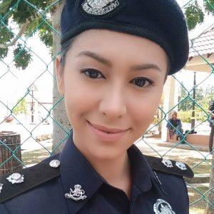 Inspektor Tisha Gerak Khas