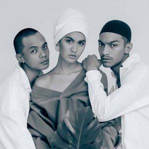 Photoshoot Alicia Amin Dengan Model Lelaki