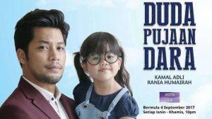 Biodata Rania Humaira, Pelakon Cilik Drama Duda Pujaan Dara