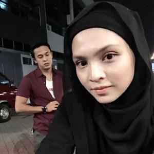 Shera Aiyob Tanpa Makeup
