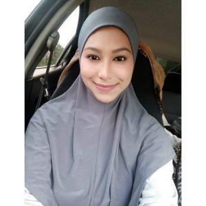 Tisha Shamsir Selfie